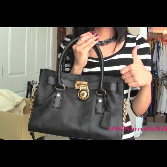 b22c2a404 Michael Kors Bags | Leather Satchel | Poshmark